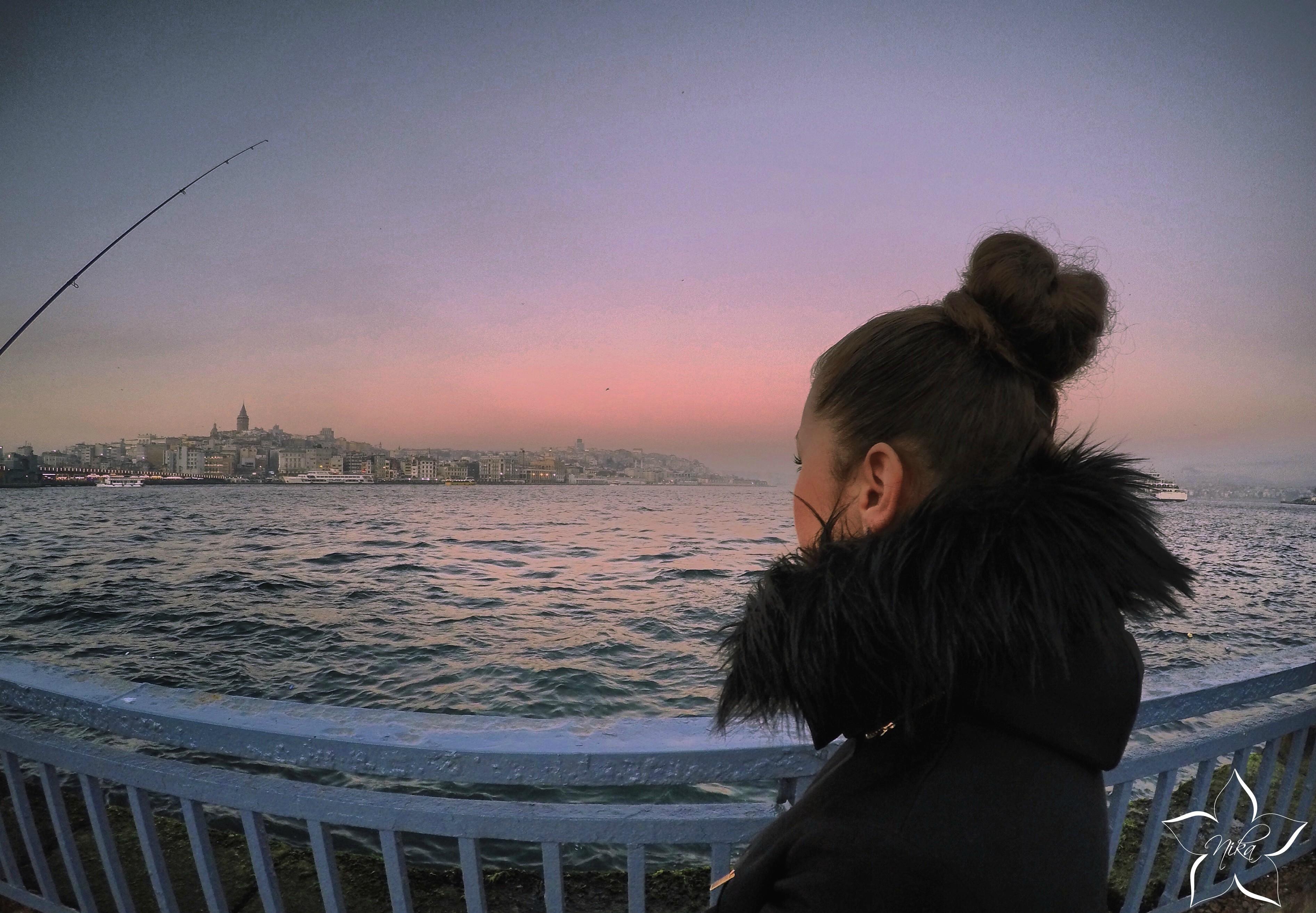Galata Istanbul mojimi očami