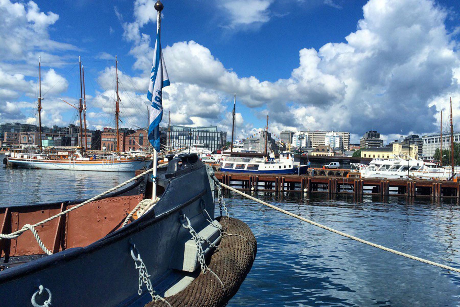 Oslo - potulky škandinávskou metropolou