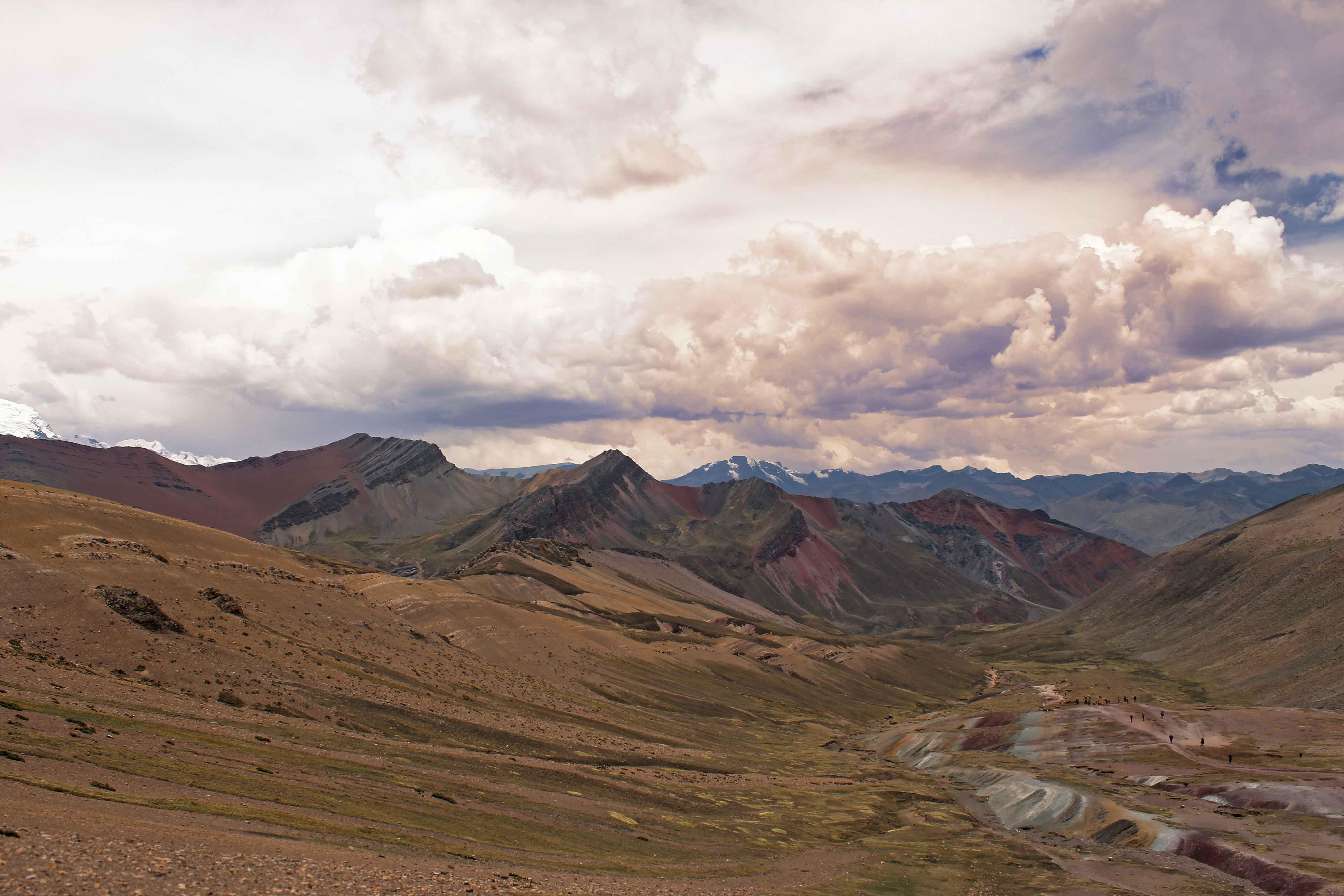 Peru_ Cesta na dúhovú horu Vinicuncu Rainbow Mountain