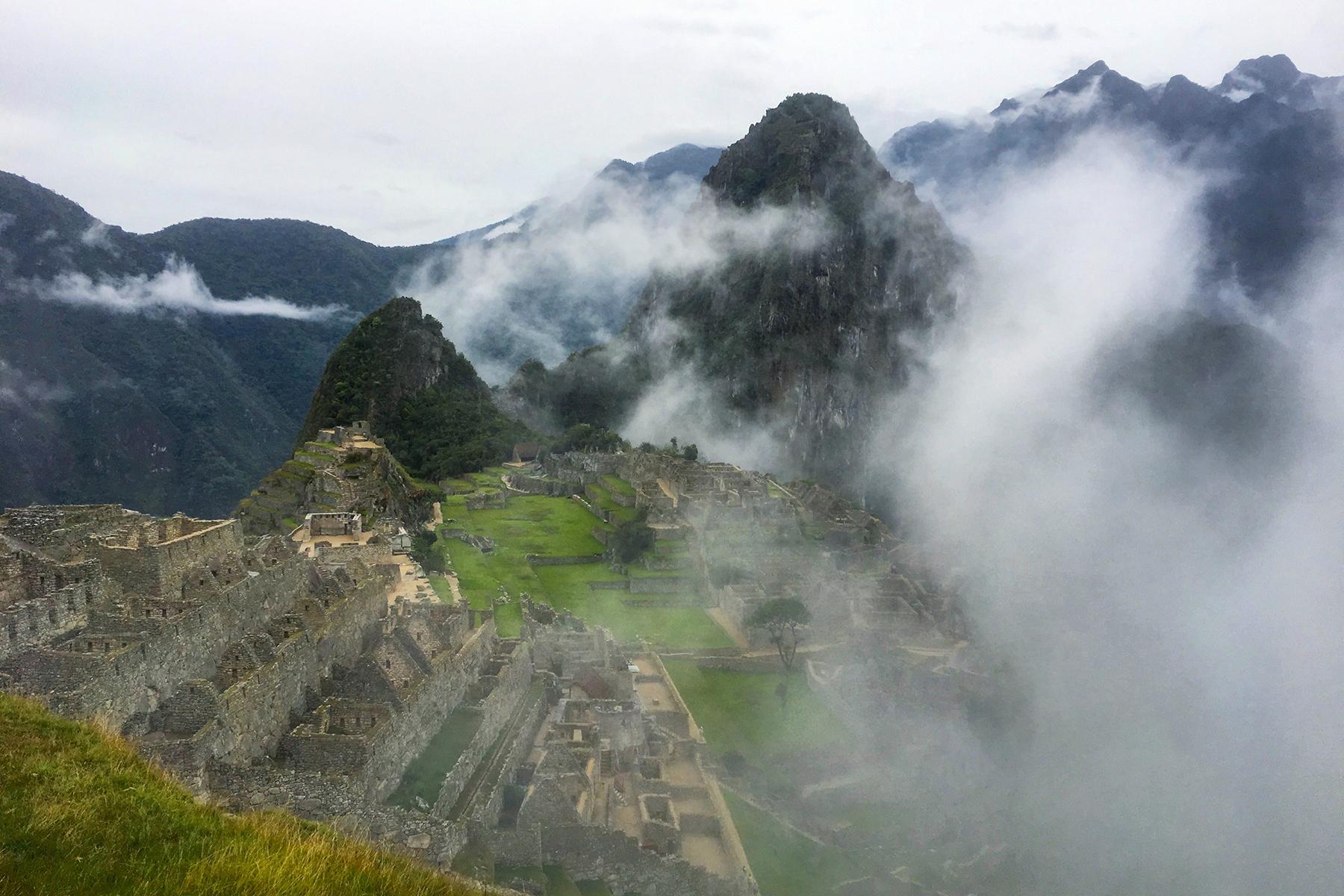Peru - cesta na Machu Picchu