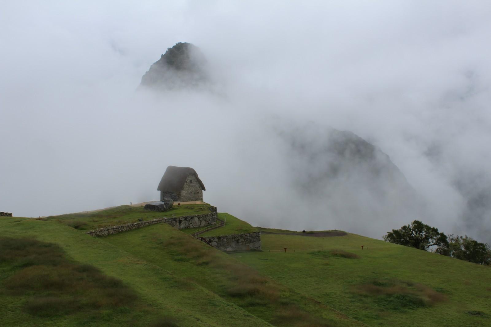 Cesta na Machu Picchu