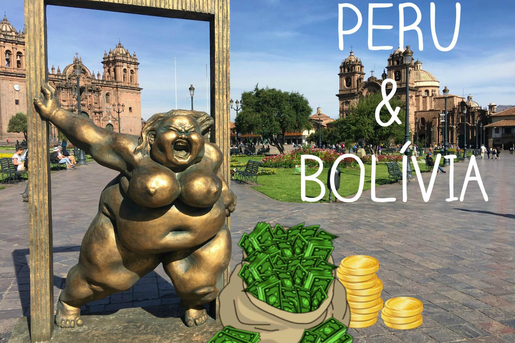 Koľko ma stálo cestovanie po Peru a Bolívii v číslach?