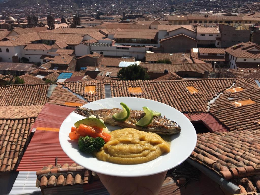 peruanska kuchyna