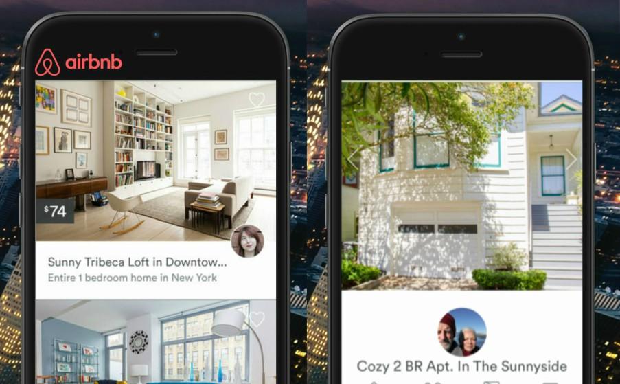 aplikacia airbnb