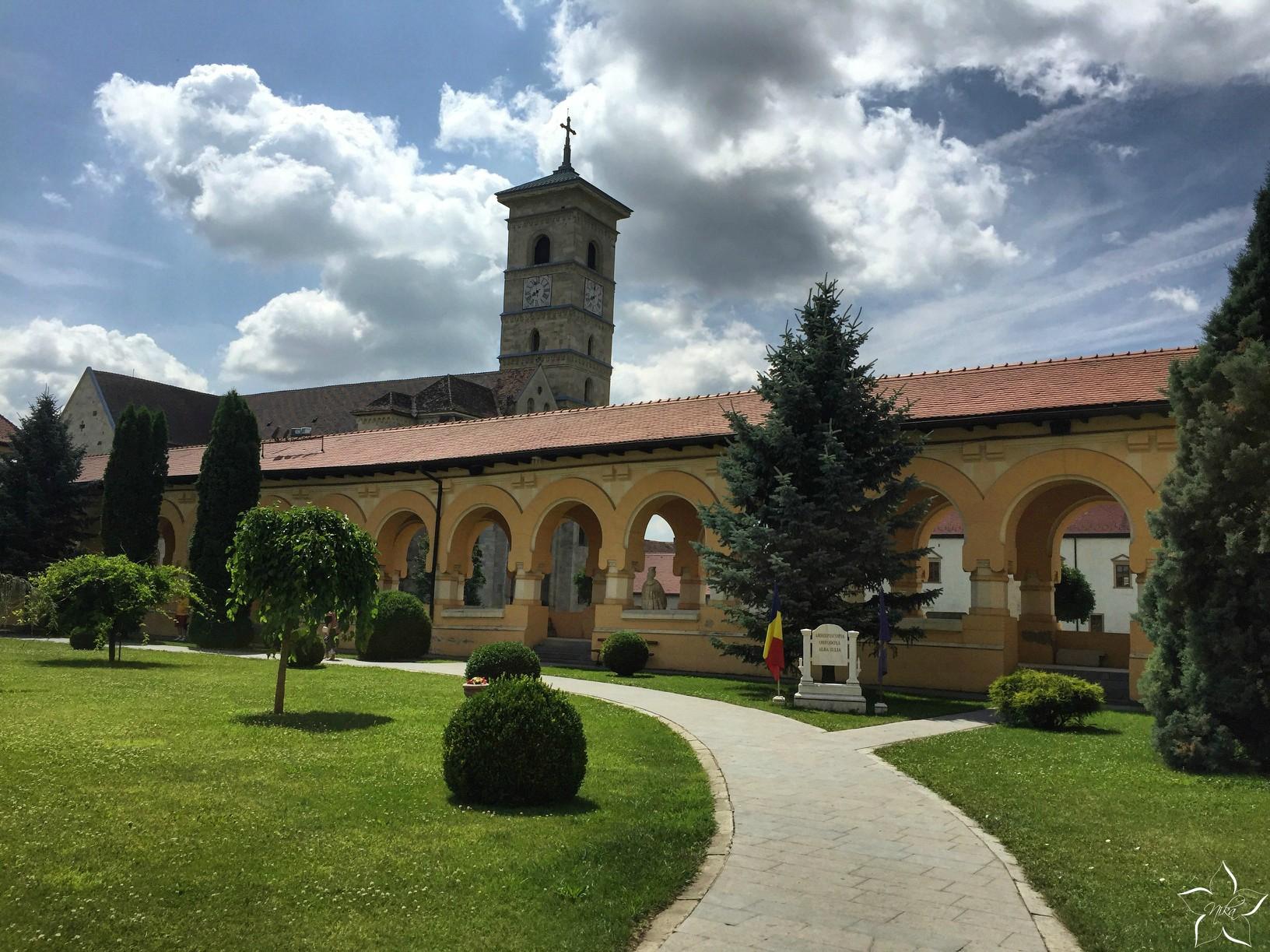 alba iulia church romania