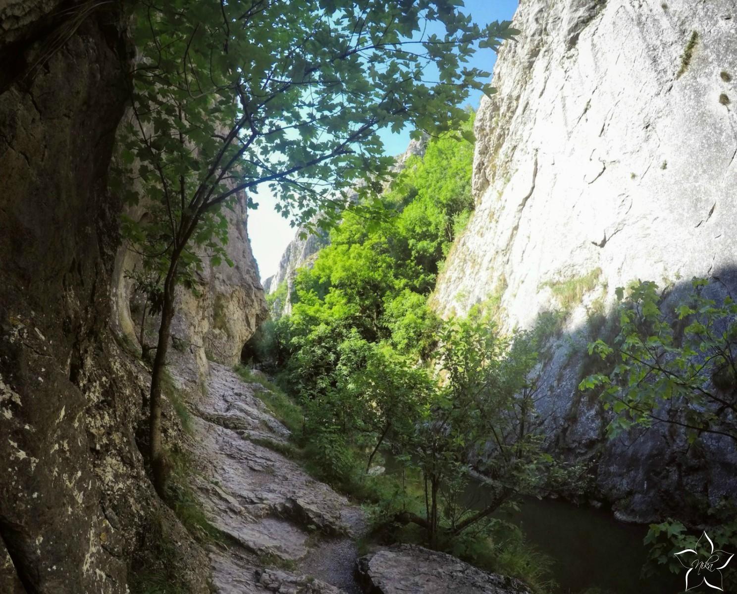rumunsko cheile turzii narodny park