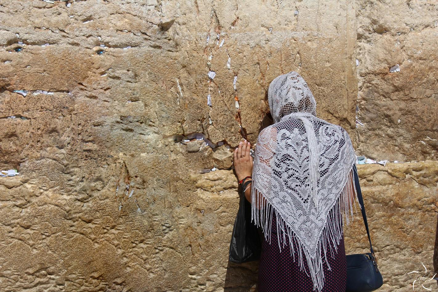 jeruzalem izrael mur narekov