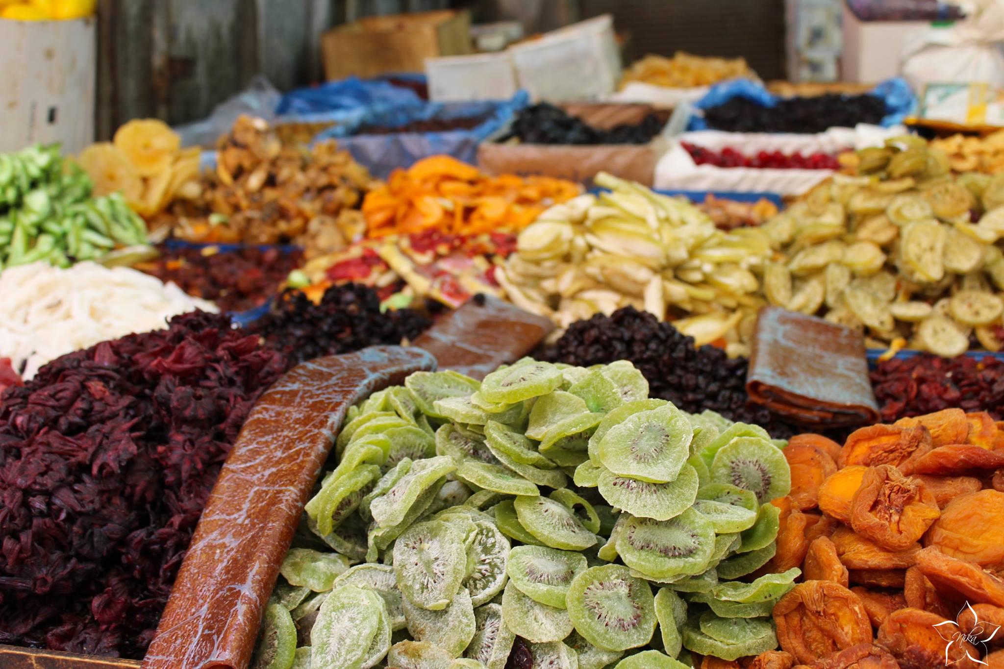 ovocie trhy izrael tel aviv