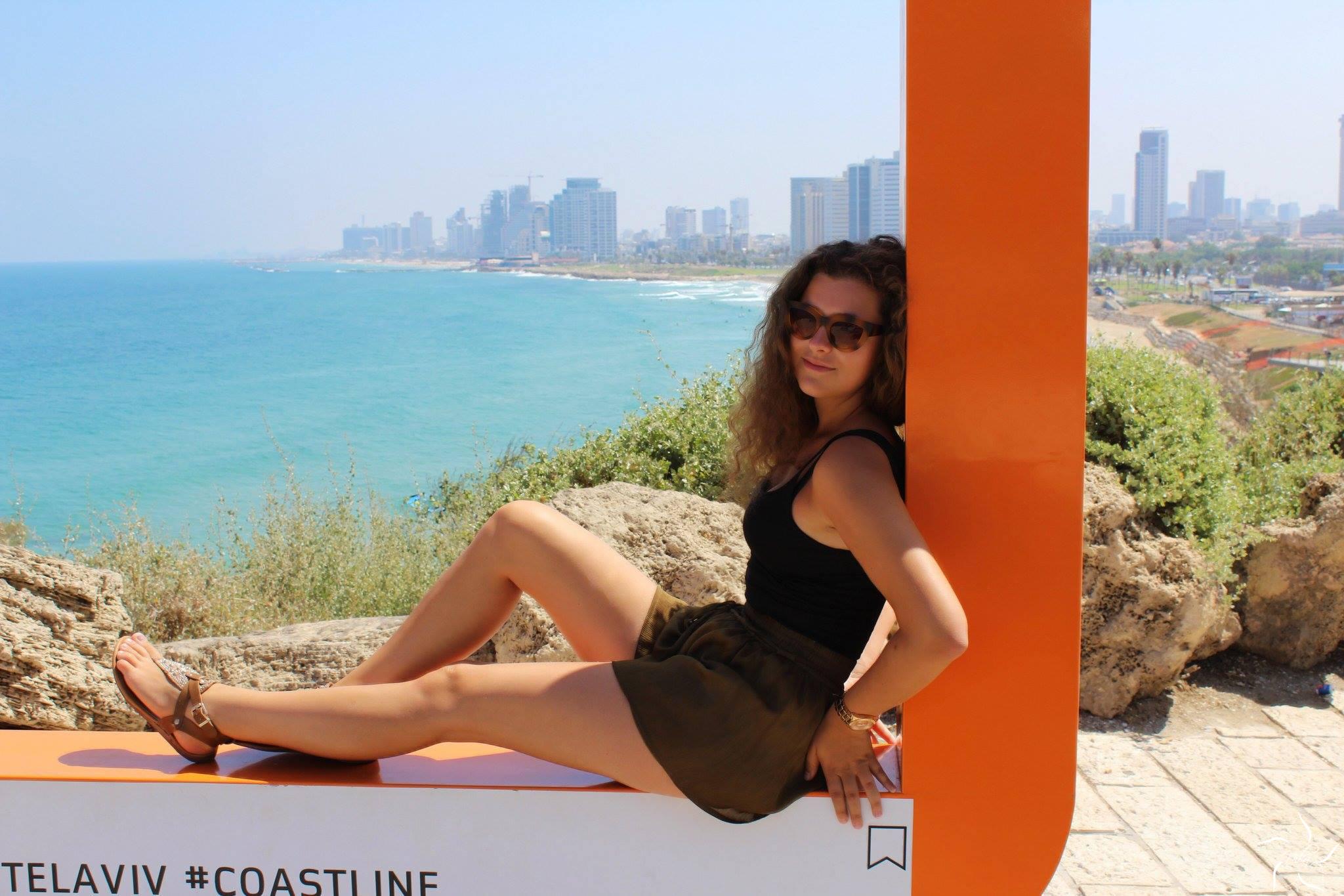 tel aviv jaffo more pobrezie plaz izrael