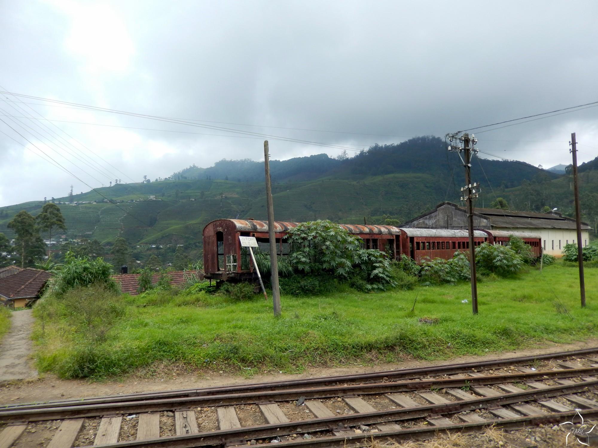 vlak sri lanka stanica azia