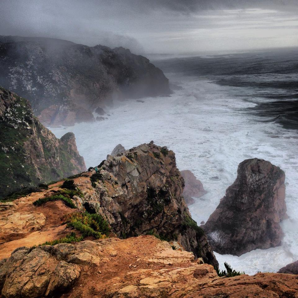 Cabo da Roca Portugalsko