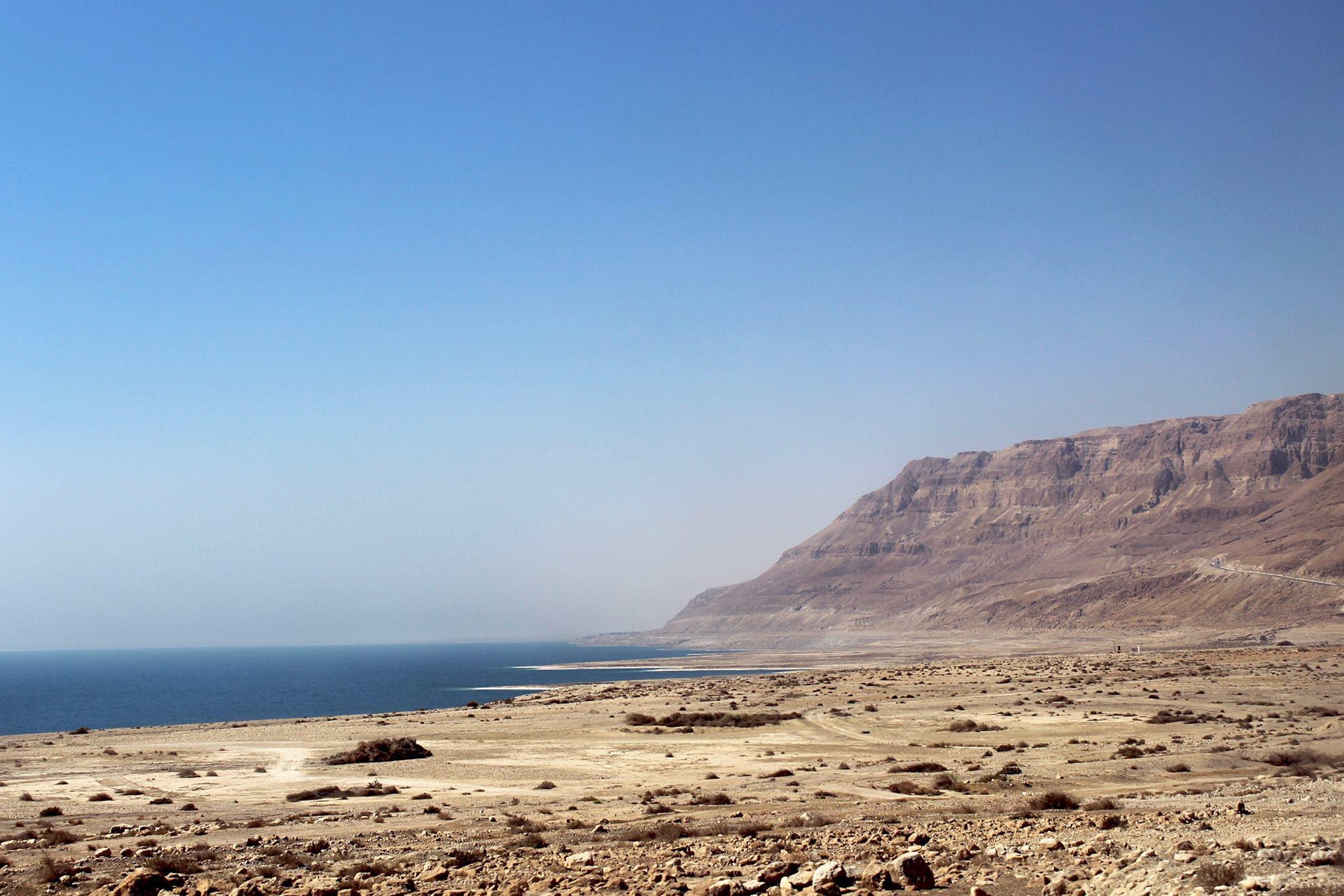 mrtve more izrael palestina