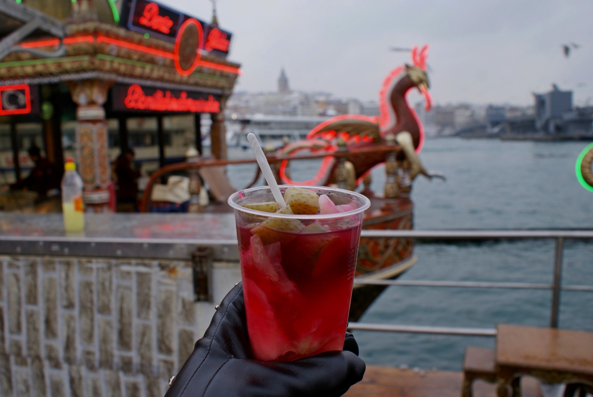 istanbul pickles
