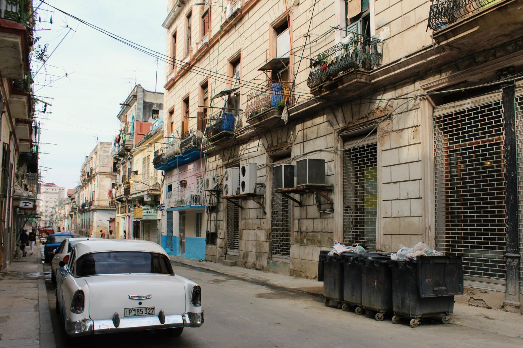 Havana cestovanie po Kube