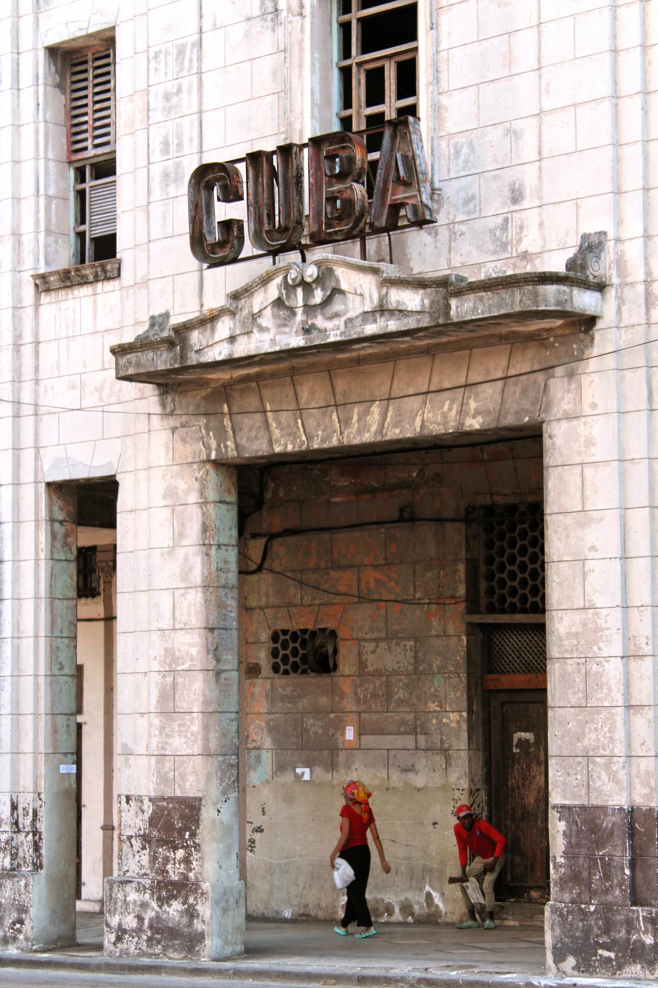 hlavné mesto Kuby Havana