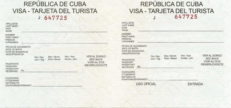 Víza na Kubu: Ako získať turistickú kartu?