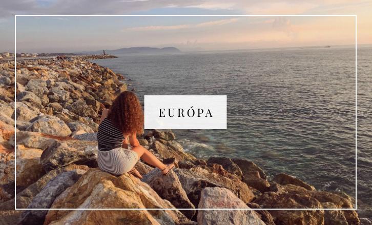 Cestovateľský blog Here Is Nika - destinácie - Európa