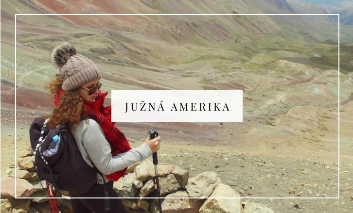 Cestovateľský blog Here Is Nika - destinácie - Južná Amerika