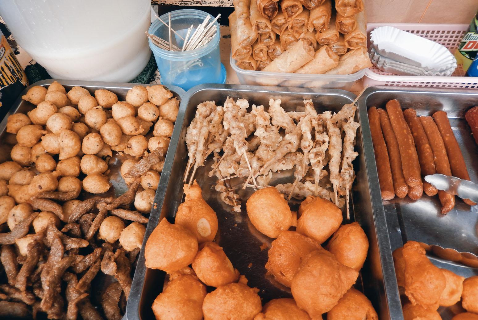 Zaujímavosti na Filipínach - kuchyňa
