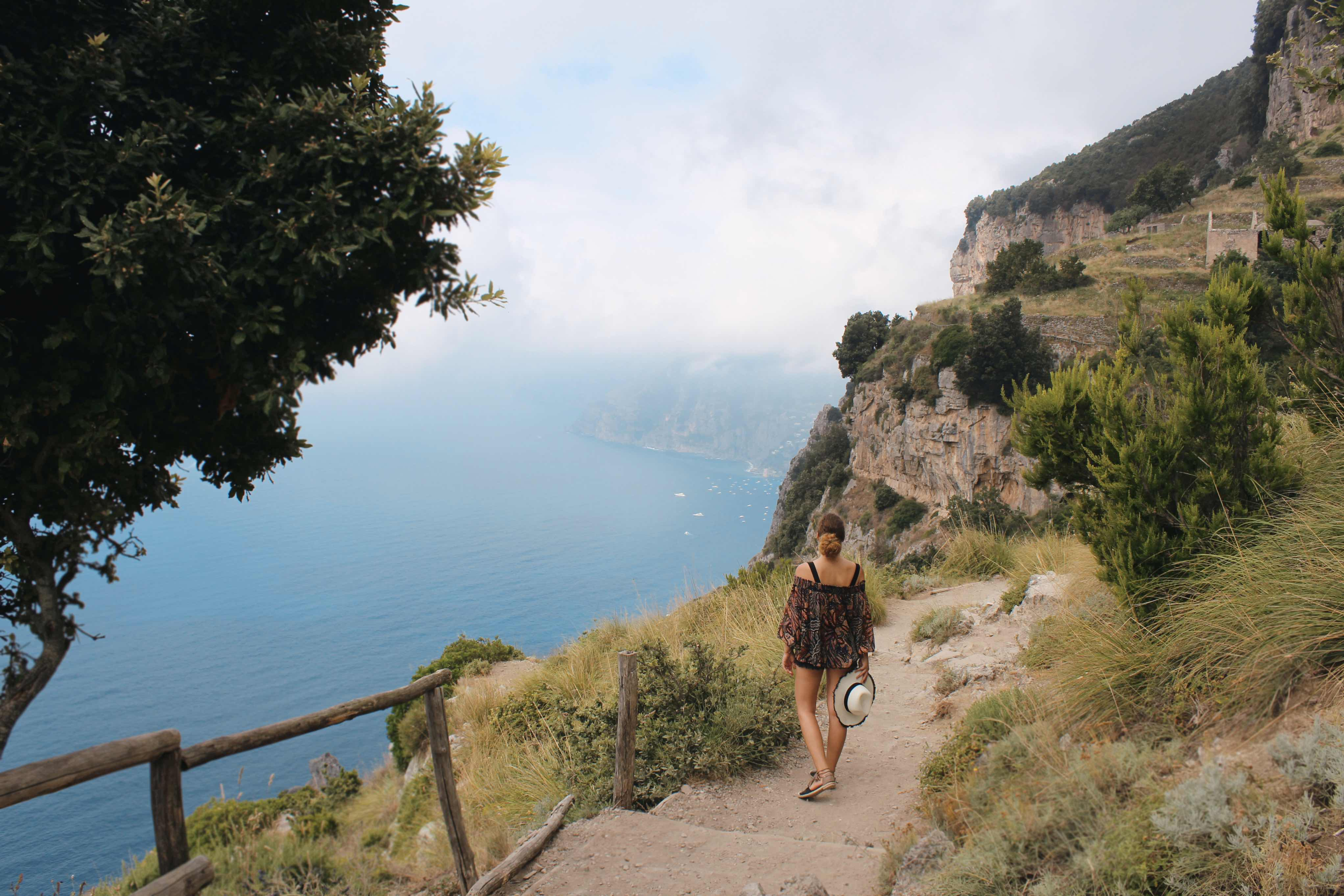 Čo vidieť na amalfskom pobreží