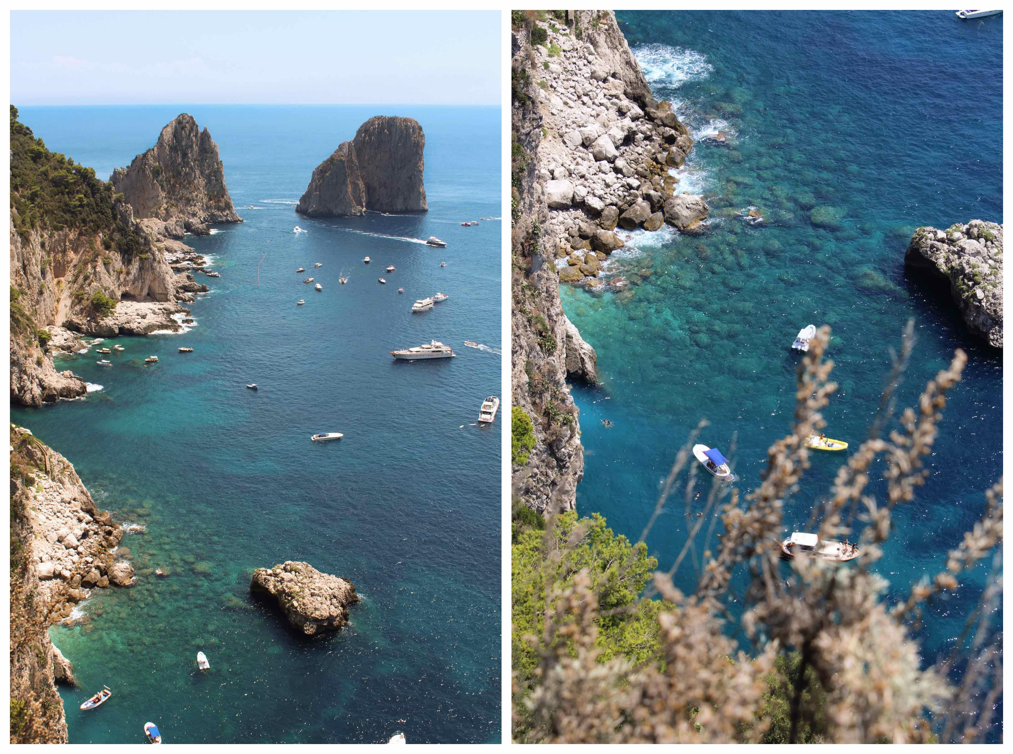 Výlet na ostrov Capri
