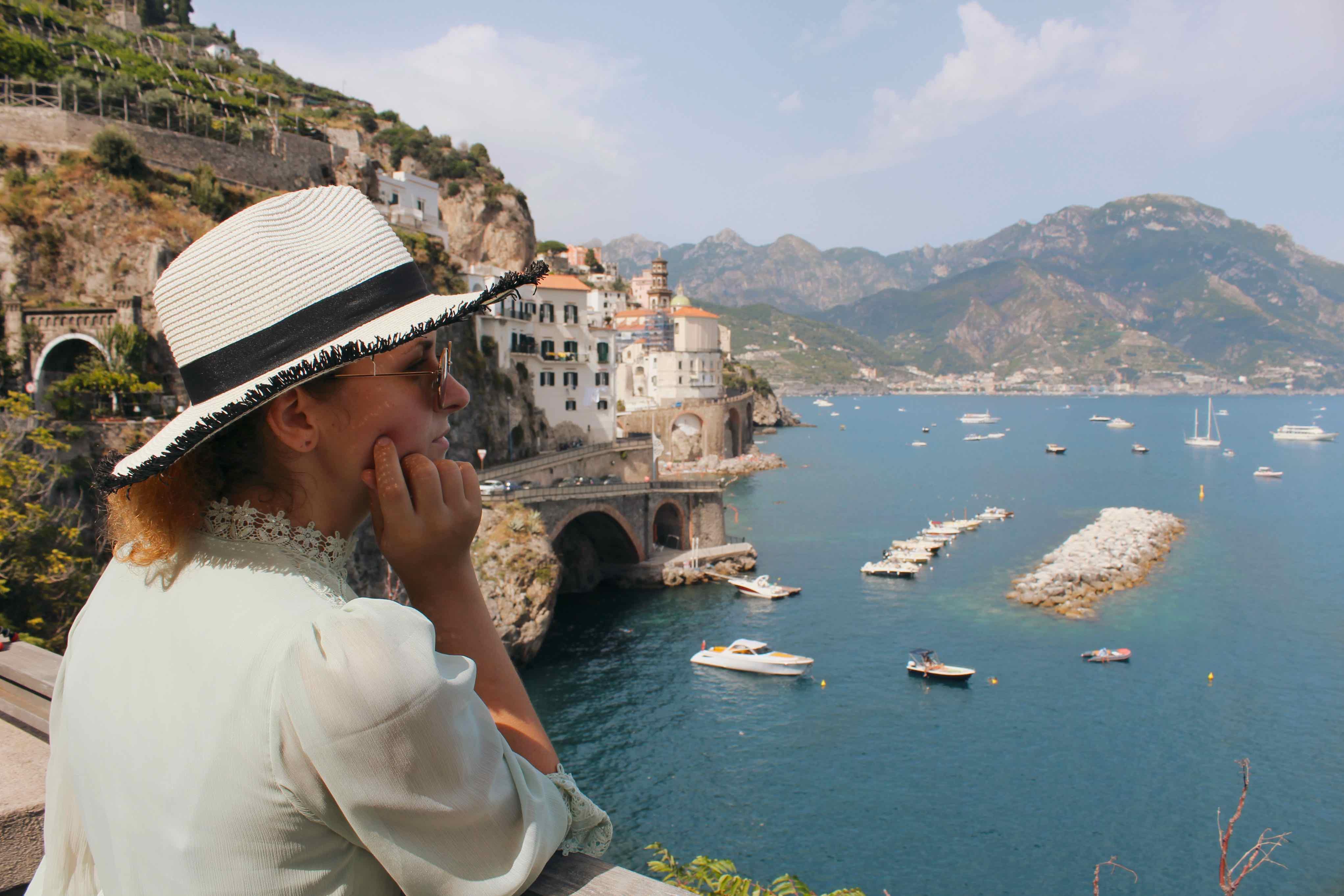 Z Neapolu na amlfské pobrežei: Za zážitkom talianskeho rozprávkova