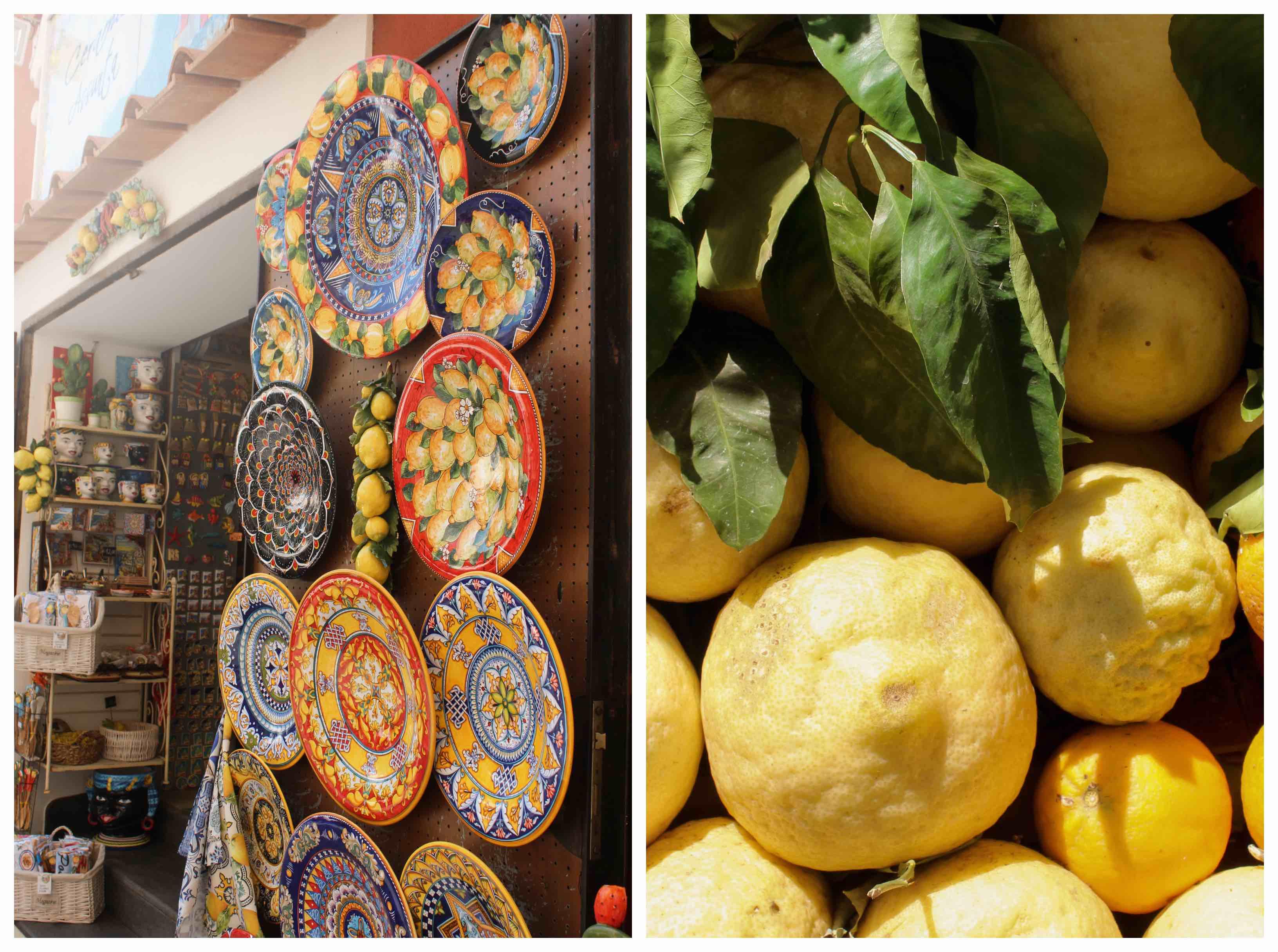 Amalfské pobrežie - Kde sa najesť a čo ochutnať
