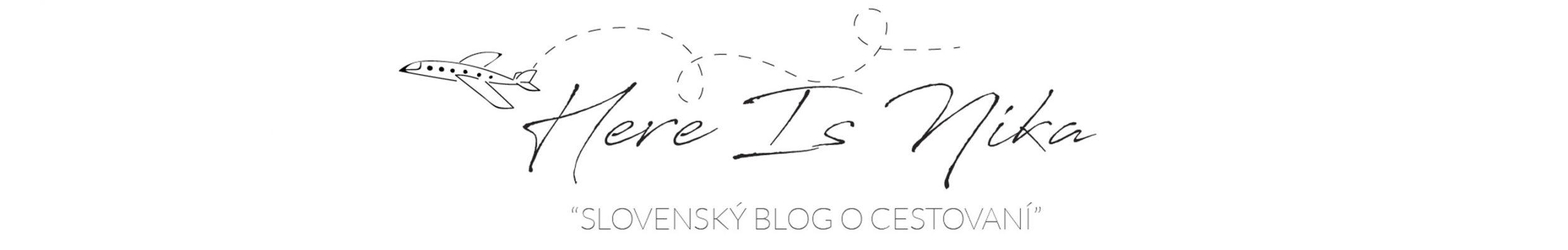 Cestovateľský blog Here Is Nika