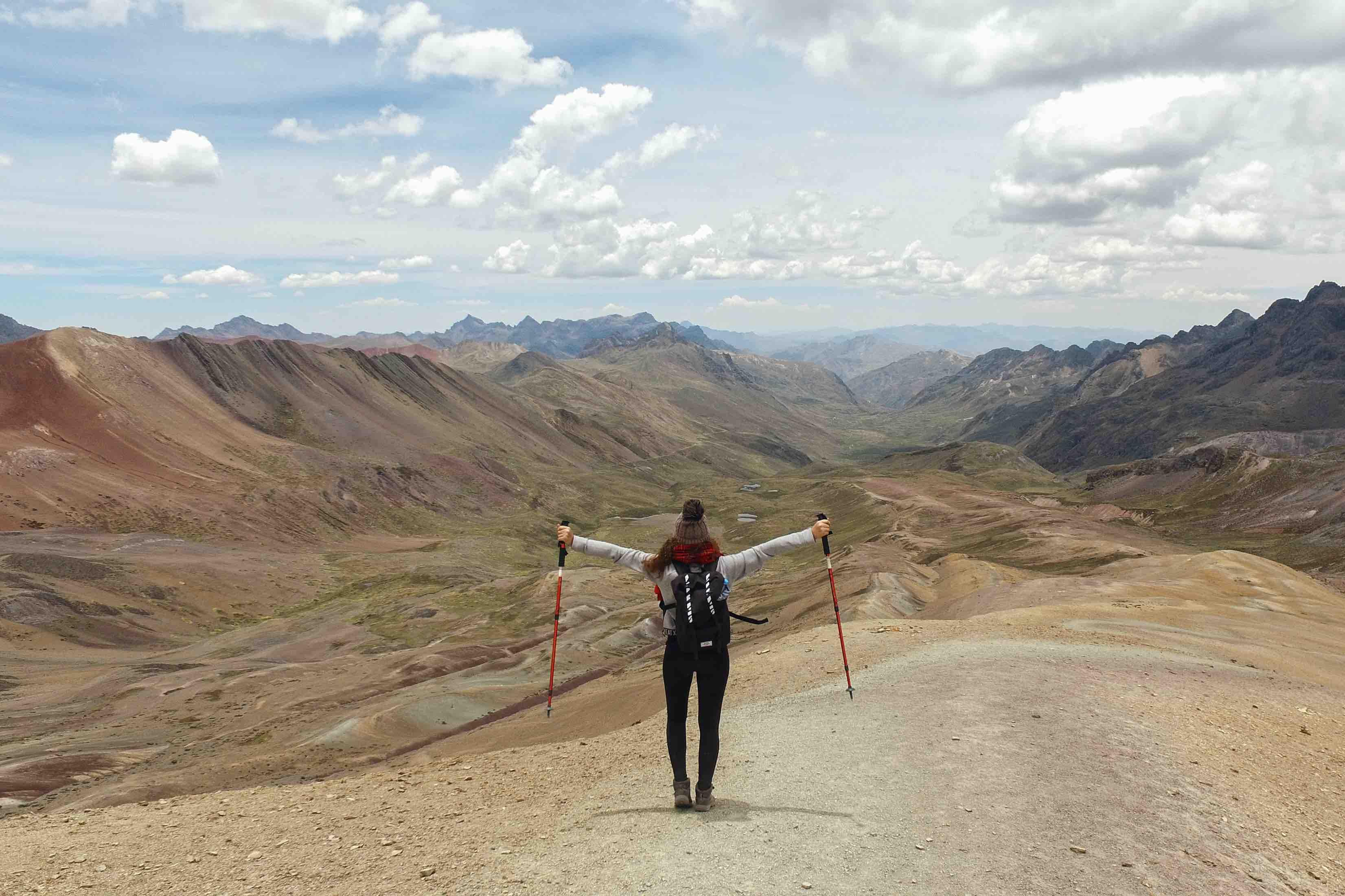 Peru: Po stopách dúhy - Vinicunca Rainbow Mountain