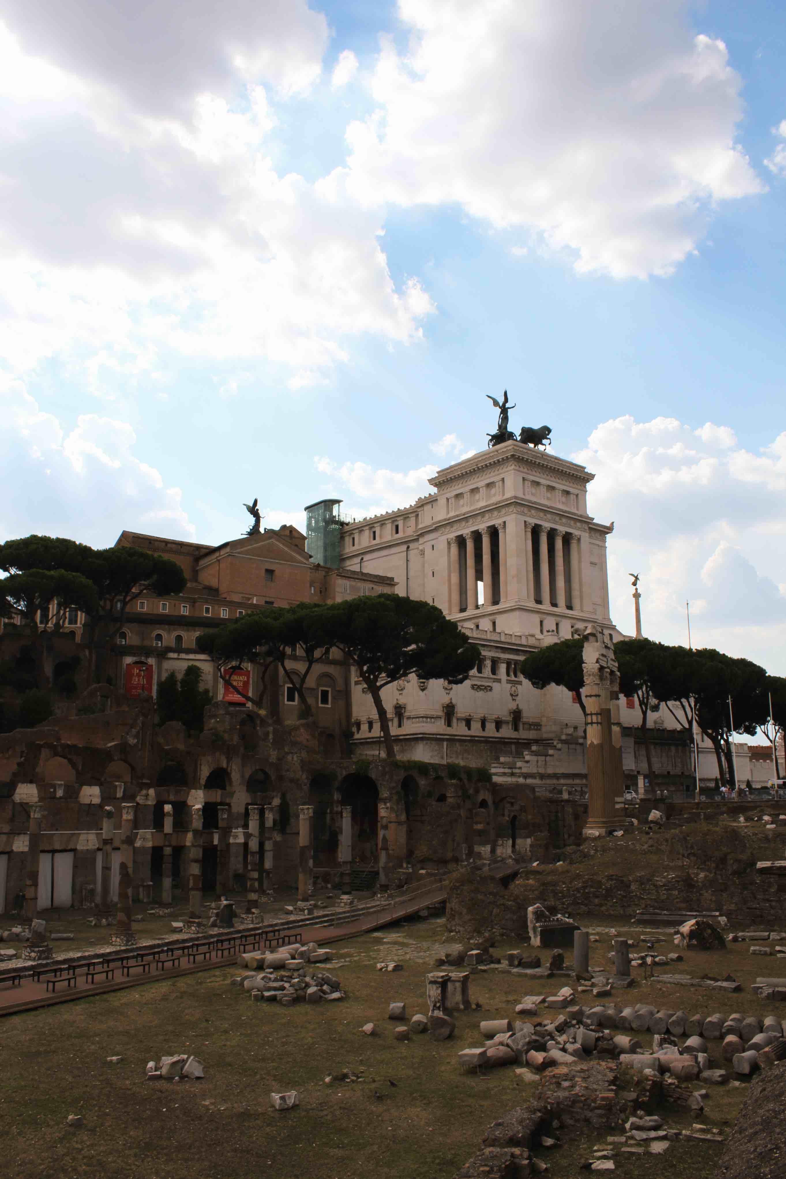 Víkend v Ríme - čo vidieť