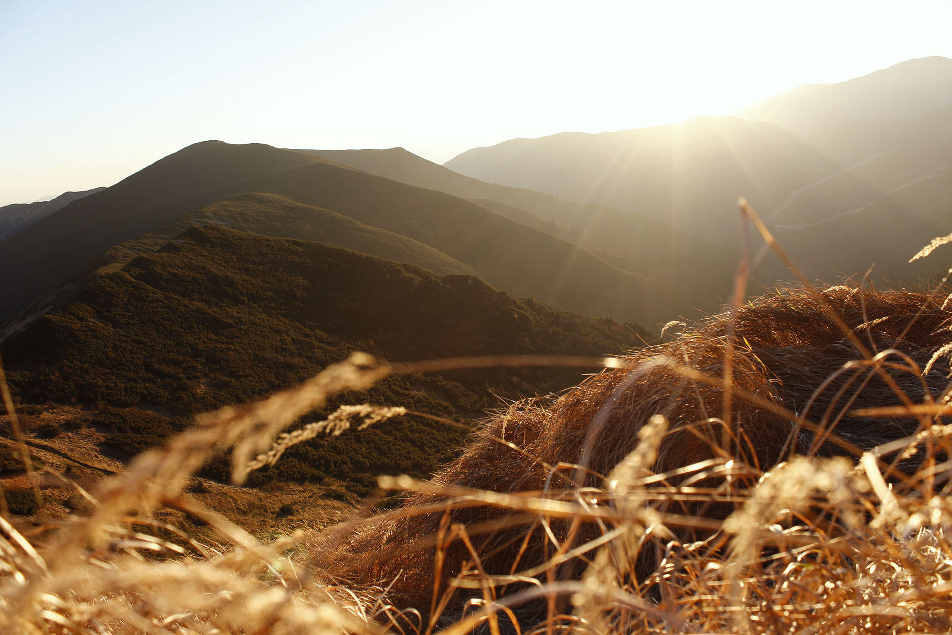 Cestovanie po Slovensku: Hon za najvyšším vrchom Nízkych Tatier (turistika na Ďumbier 2 043 m n.m)