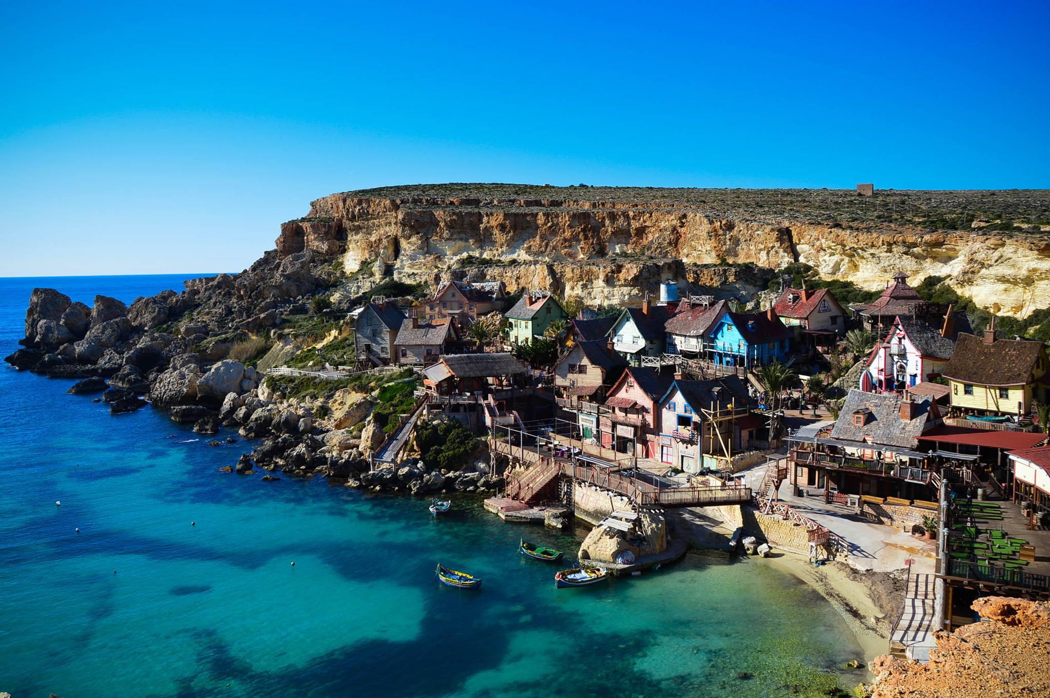 Rozhovor o Malte: Popeye Village