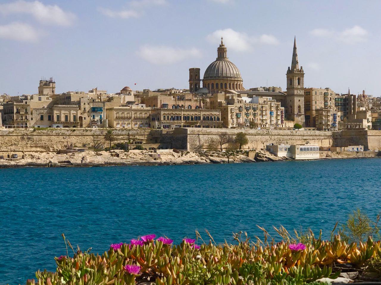 Rozhovor o Malte - Valletta
