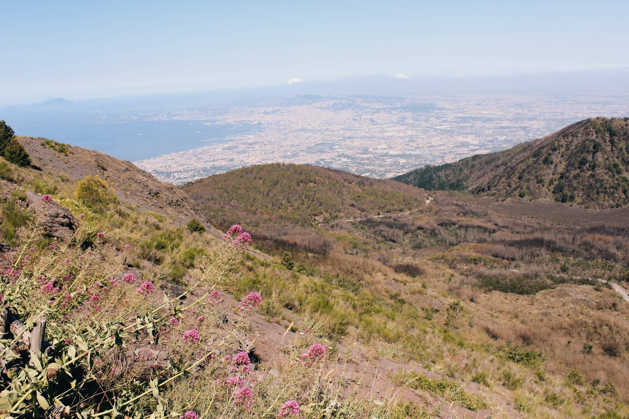 Výlet z Neapolu na Vezuv: Čo je dobré vedieť?