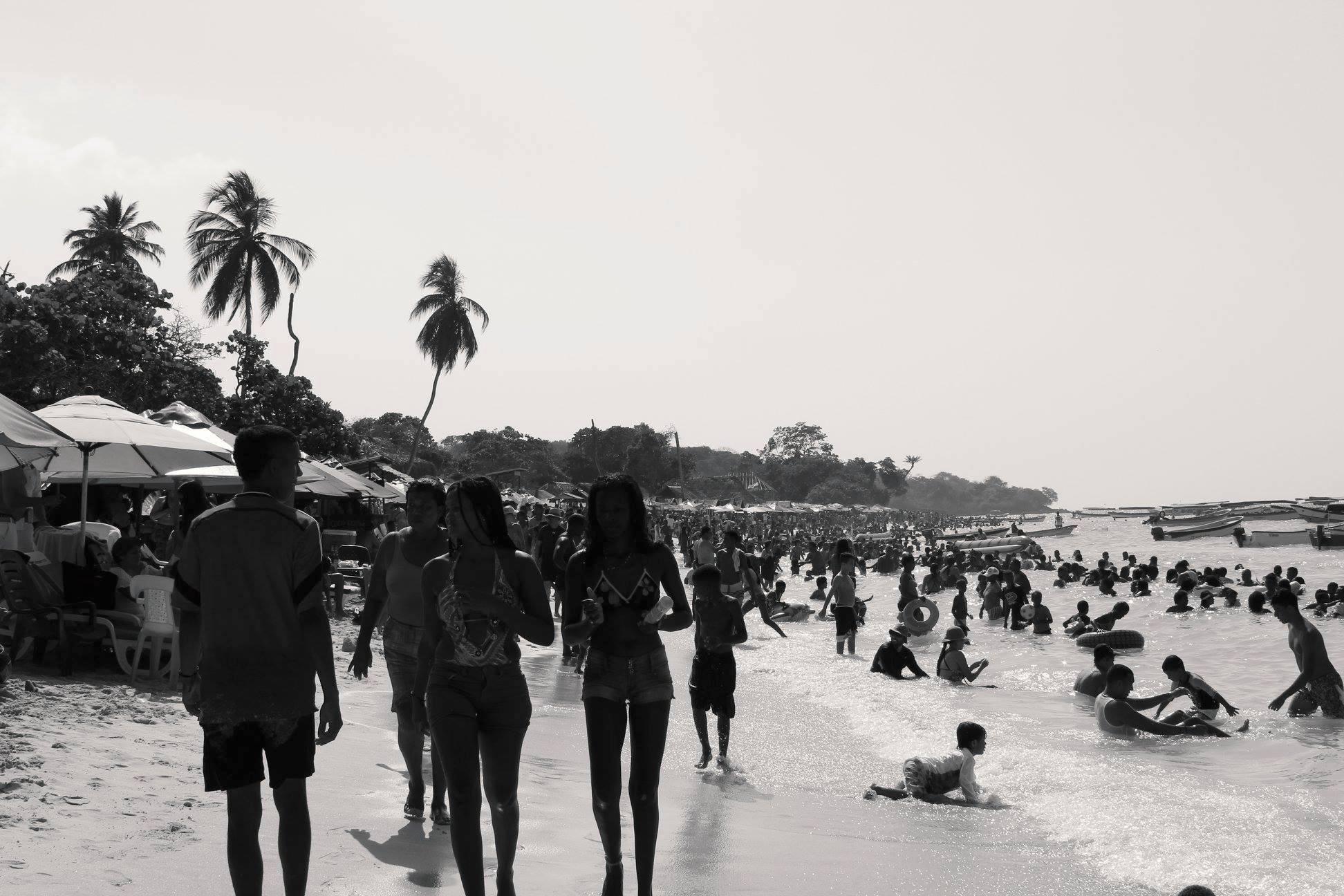 Čierno-biela realita - cestovanie po Kolumbii
