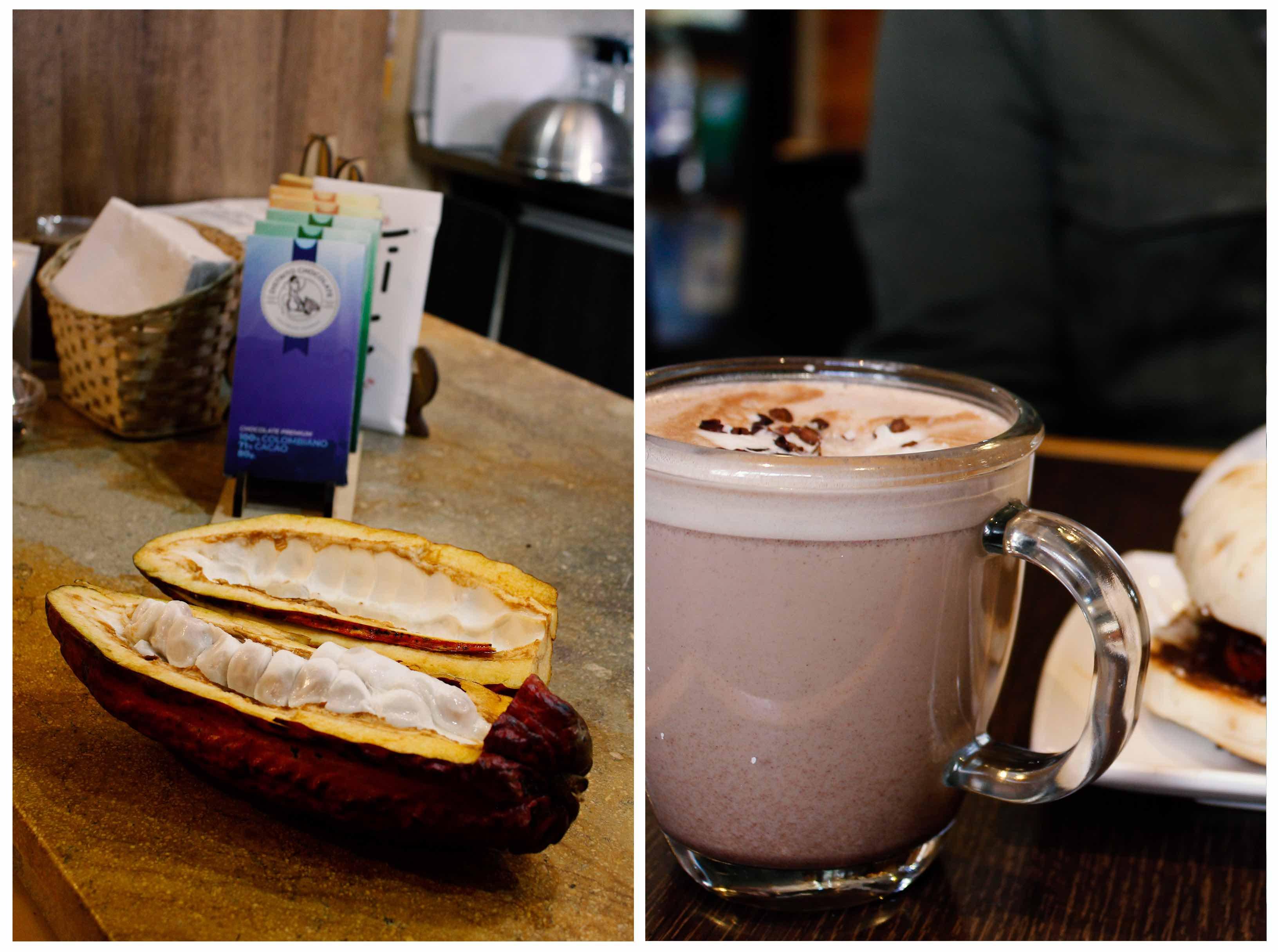Čo vidieť v Bogote - kakaovo-kávová túra