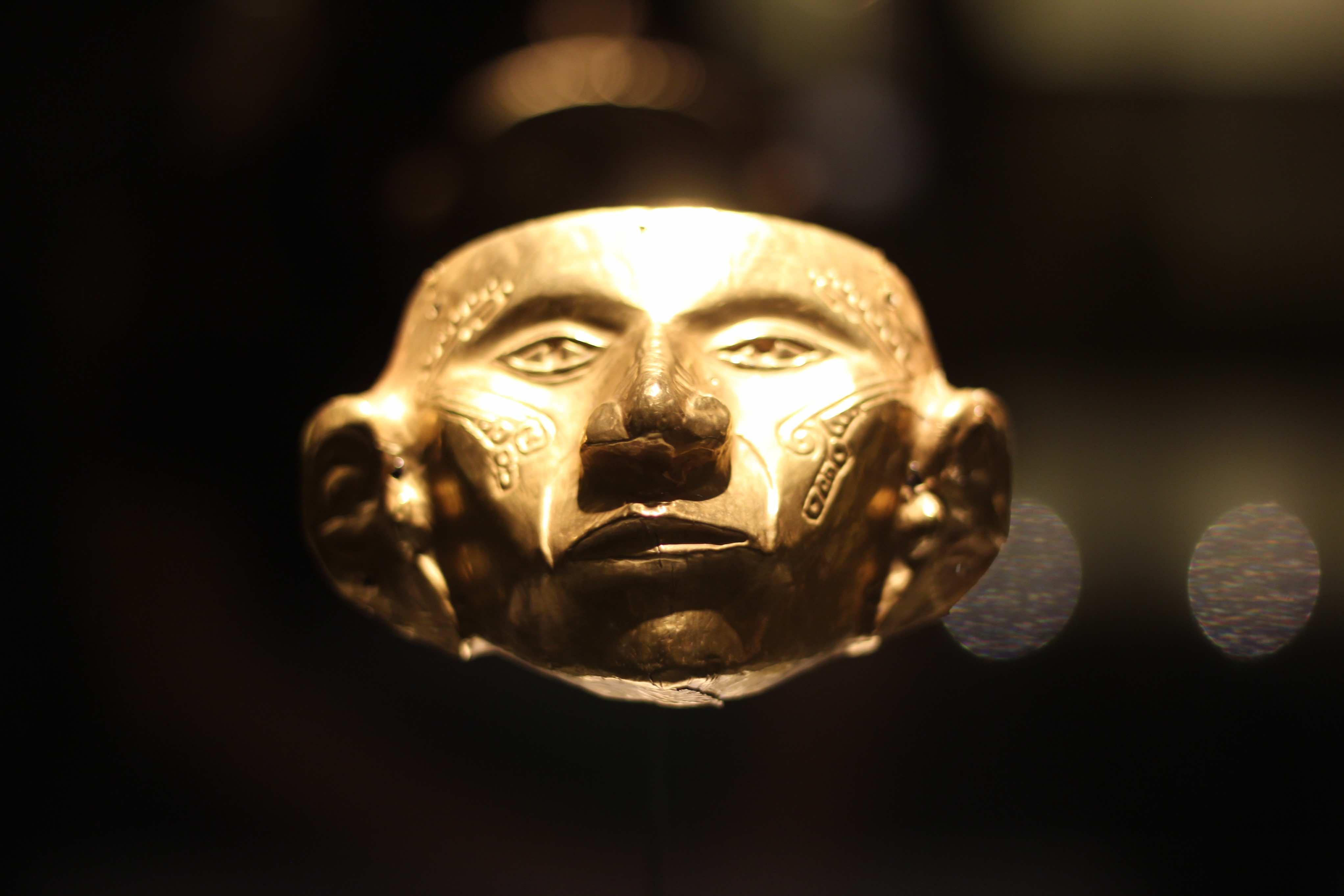 Čo vidieť v Bogote? Múzeum zlata
