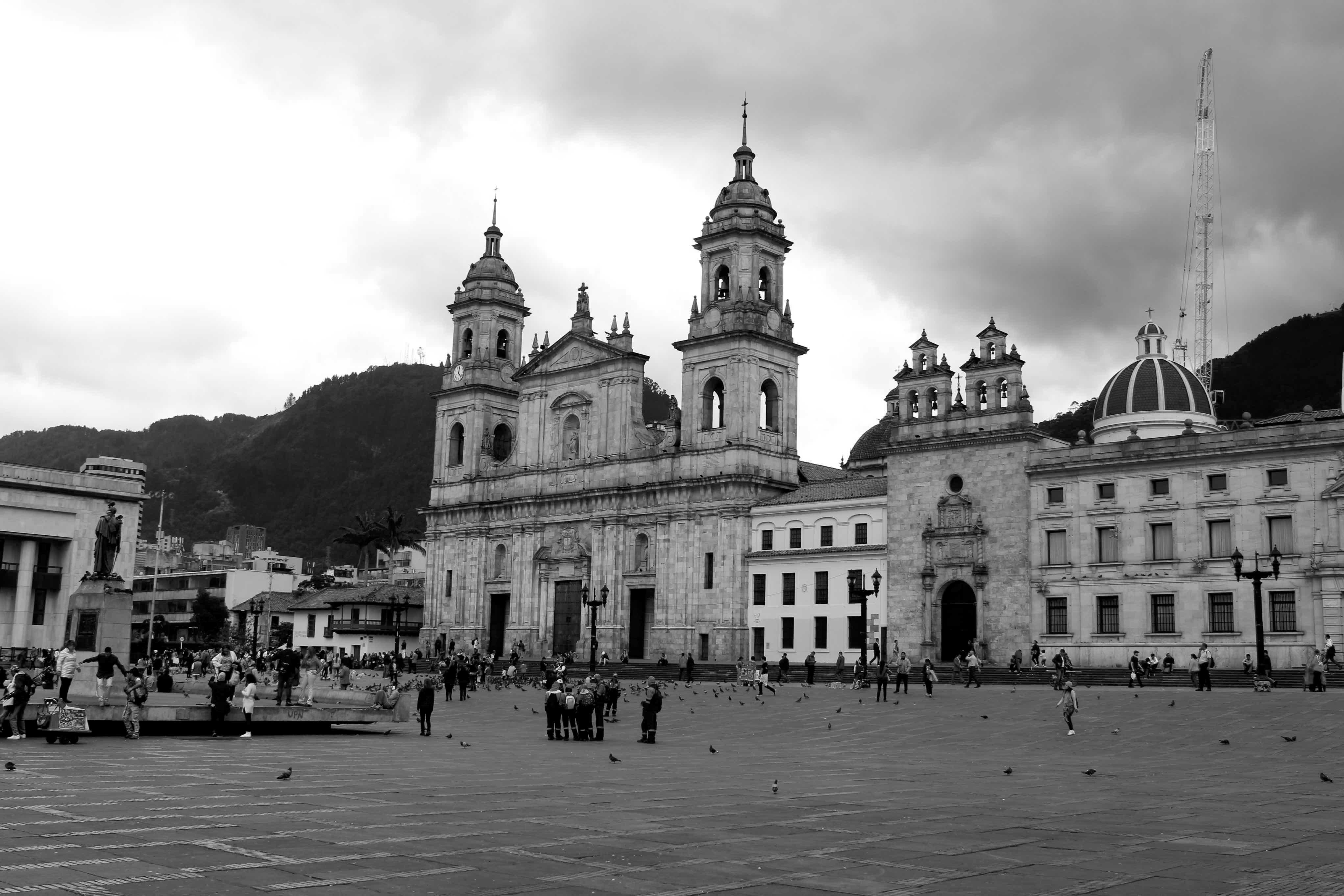 Plaza de Bolívar - Čo vidieť v Bogote