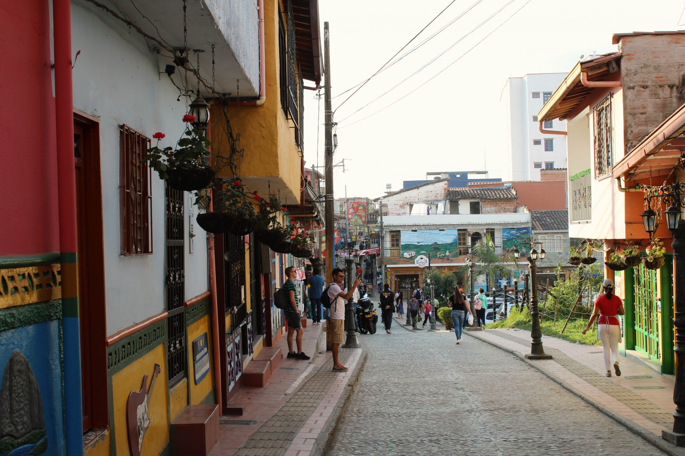 Výlet z Medellínu do Guatape: Cestovanie po Kolumbii
