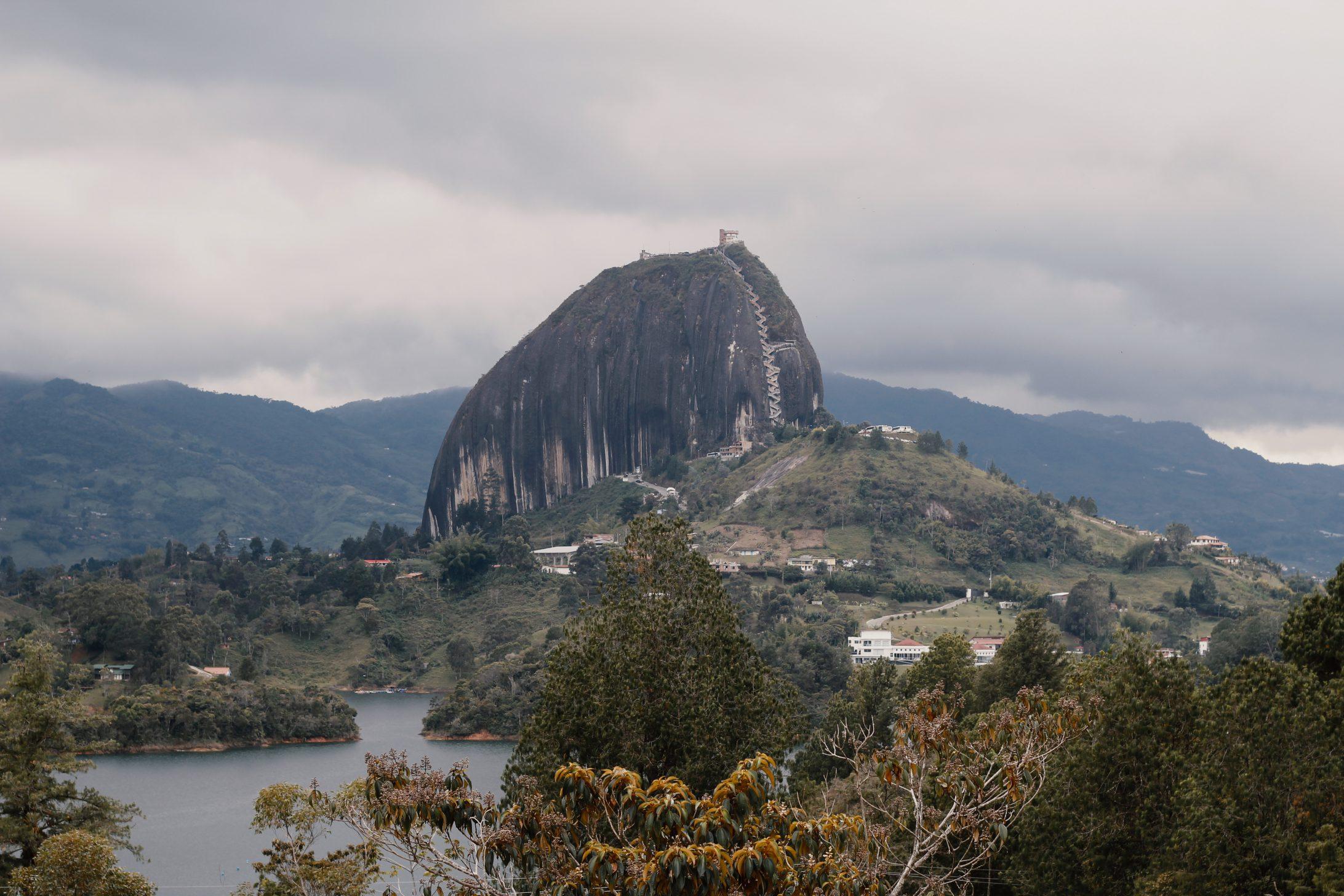 Výlet z Medellínu do Guatape
