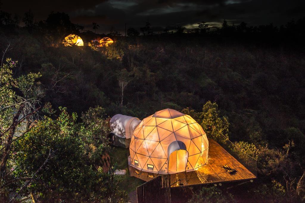 Ubytovanie v Kolumbii - Bosko Guatape
