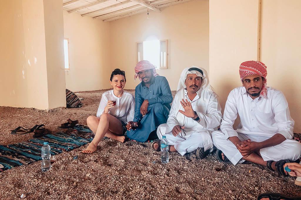 Egypt beduíni