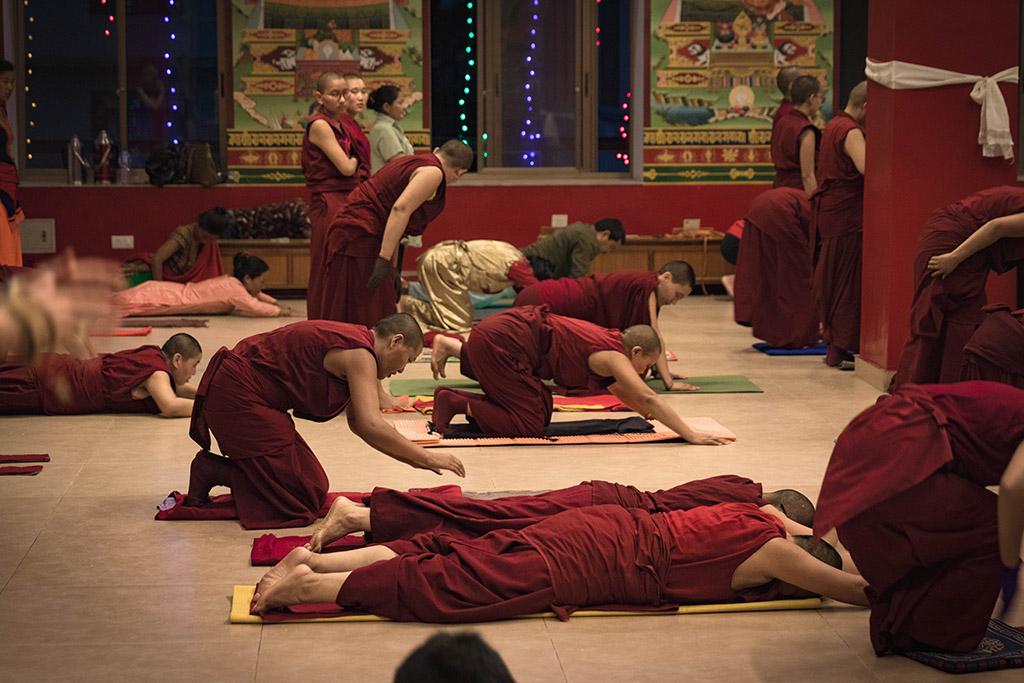 Budhistické kurzy