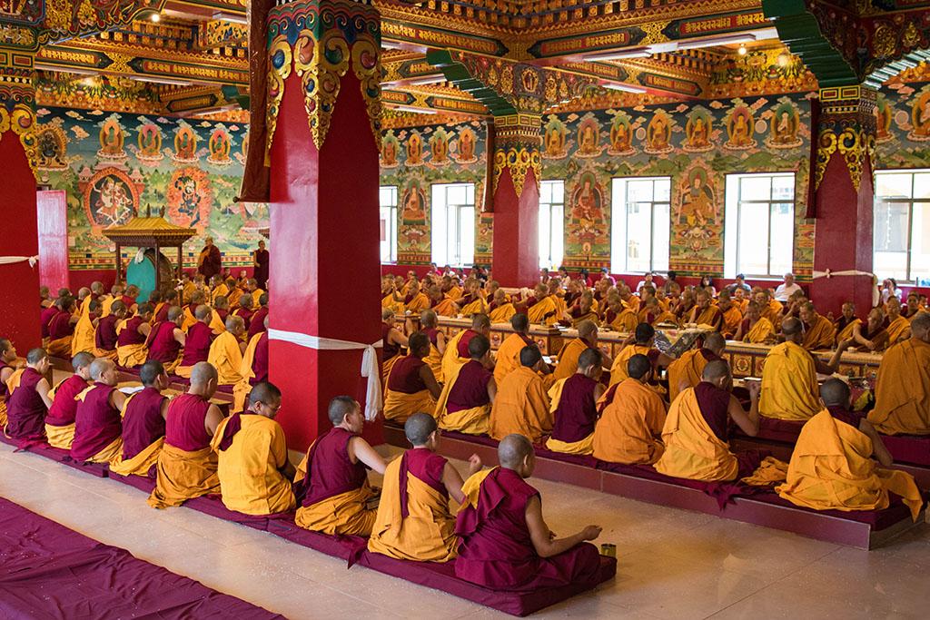 Budhistické pobyty