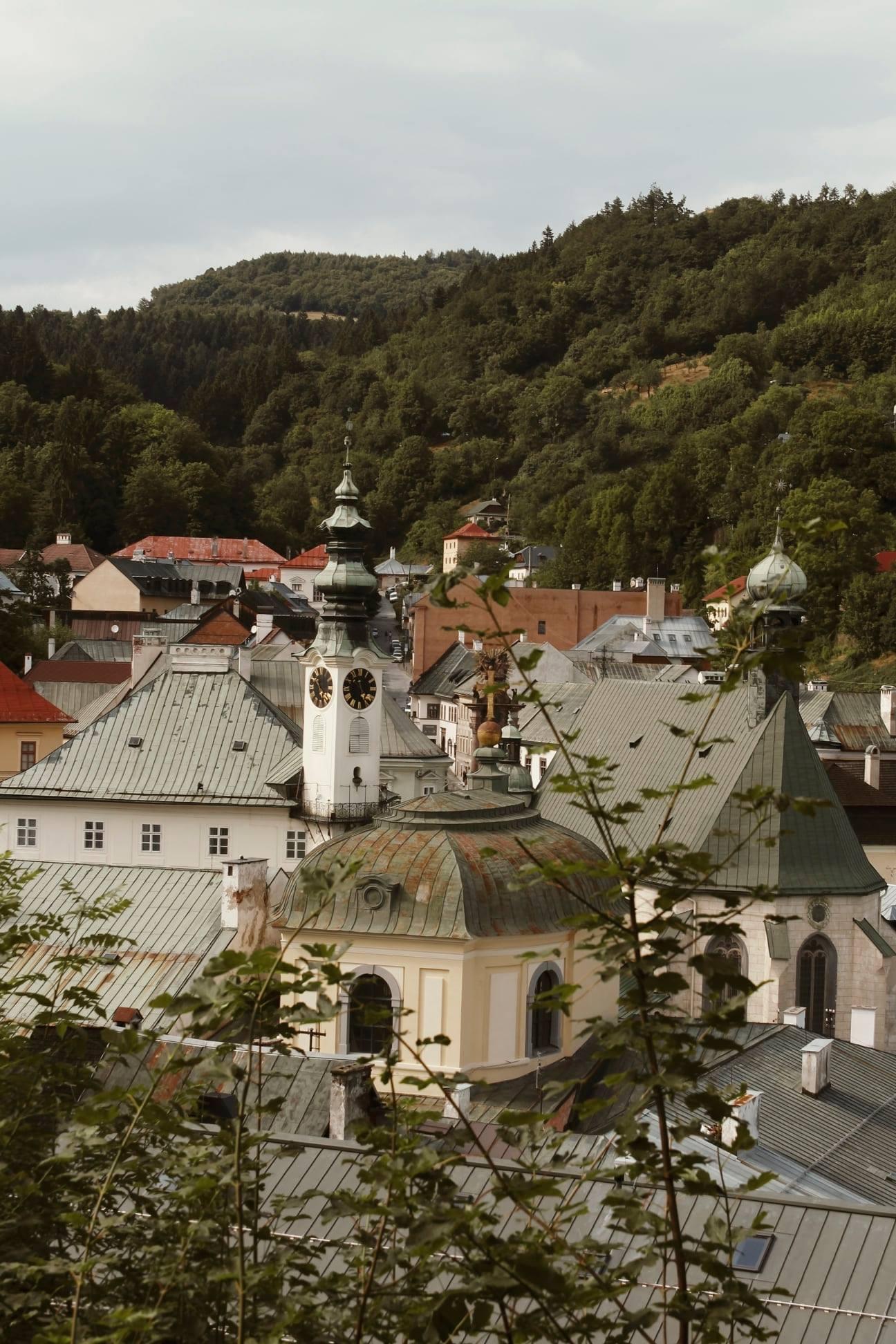 Banská Štiavnica - tip na výlet