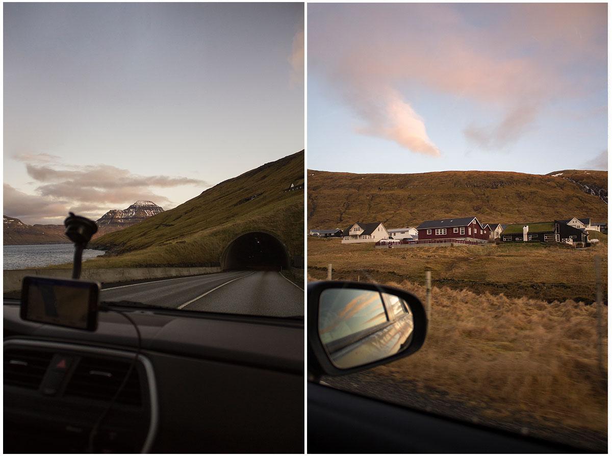 Faerské ostrovy na vlastnú päsť