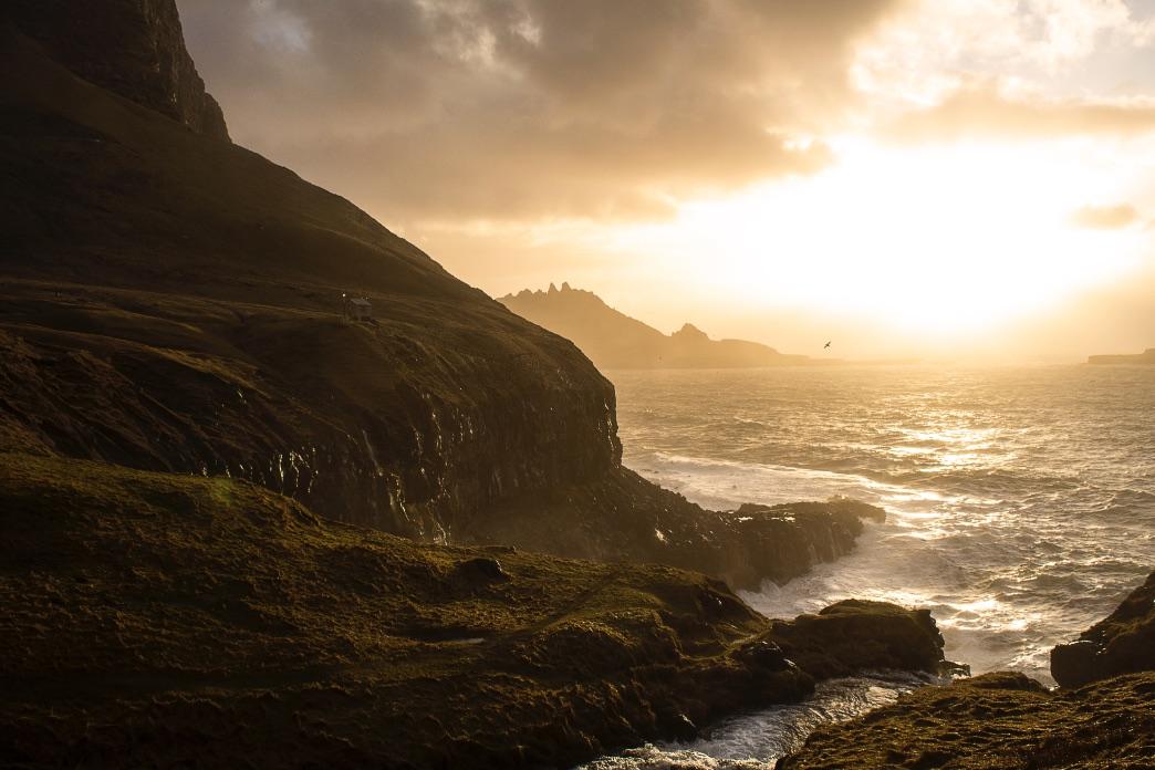 Čo vidieť na ostrove Vágar - Faerské ostrovy