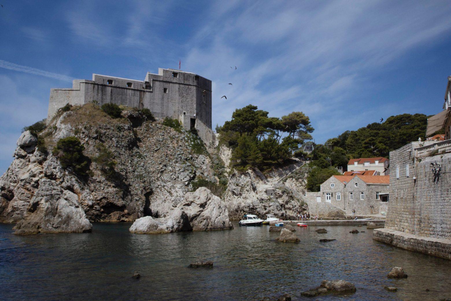 Pevnosť Lovrinejac